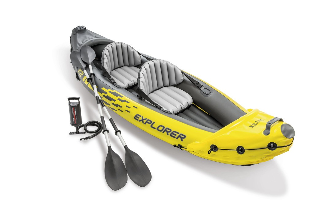 Kajak / kayak Intex Explorer K2